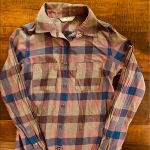 North Face Soft Flannel